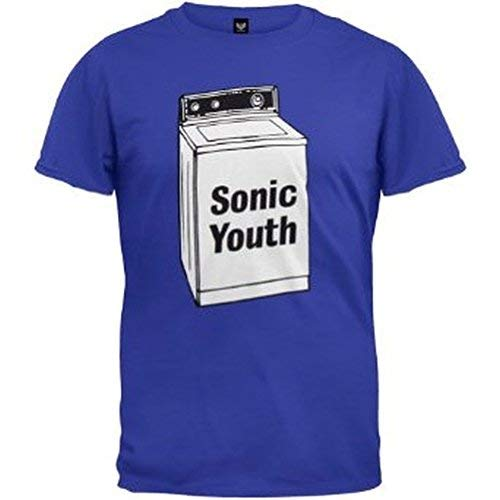 Plastic Head Sonic Youth 'Washing Machine' T-Shirt (Large)