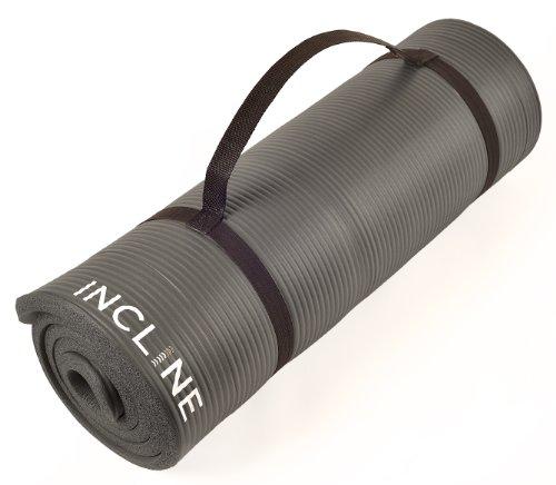 1/2 Inch Yoga Mat: Amazon.com
