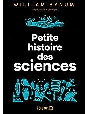 Une petite histoire des sciences: 40 portaits, de Démocrite à Alan Turing (2020)