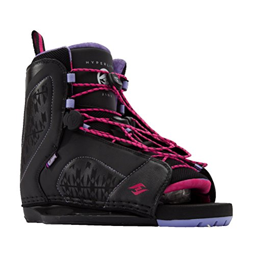 Hyperlite Jinx Wakeboard Bindings Womens Sz 4-8.5