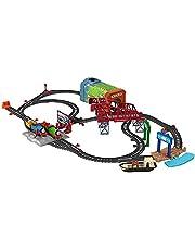 Il Trenino Thomas - Mille Adventure a Sodor, race-afstand met gemotoriseerde locomotieven voor kinderen van 3 jaar, GVL59