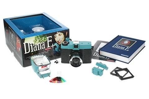 Lomography Diana F+ Medium Format Camera with Flash by Lomography