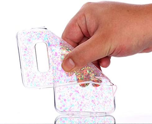 Amazon com: ikasus Case for Galaxy S10e Case Glitter Bling