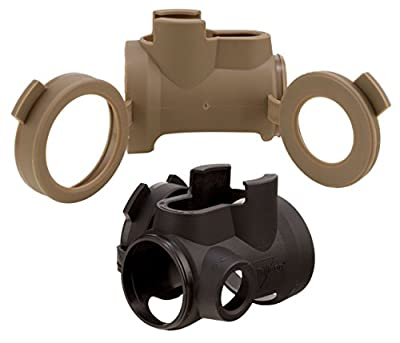 Trijicon MRO Cover w/Clear Lens Cap by Trijicon