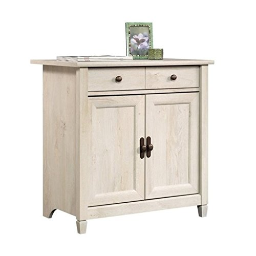 Pemberly Row 2 Door Chest in Chalked Chestnut