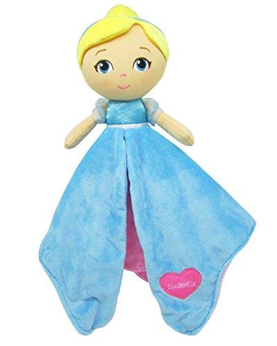 Kids Preferred Disney Princess Cinderella Blanky Plush, (Cinderella Plush)