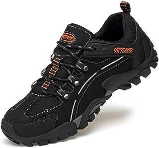 LOVDRAM Chaussures De Randonnée Hommes, Automne, Grande Taille, Hommes, Chaussures De Randonnée en Plein Air Antidérapantes 38-45 Chaussures De Randonnée en Plein Air Antidérapantes 38-45 LOVDM