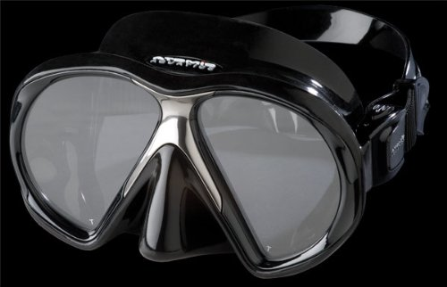 Atomic Sub Frame Mask (Black/Black, STD (Atomic Subframe)