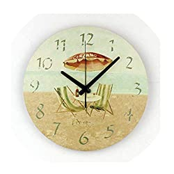 Zgen Wholesale Designer Wall Clock Modern Home Decoration 3D Wall Decor Clocks Living Room Decor Silent Wall Clock Watch duvar saati,Style 5,14 inch