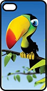 Toucan Tinted Rubber Case for Apple iPhone 5 or iPhone 5s Kimberly Kurzendoerfer