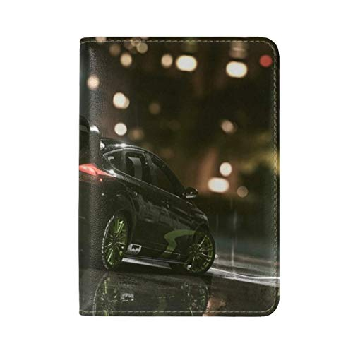 Ford Focus Rs Ford Focus Ford Leather Passport Holder Cover Case Travel One Pocket (Ford Focus Rs Vs Ford Focus St)