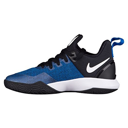 Nike Womens Zoom Shift Gioco Di Scarpe Da Basket Royal / White-black