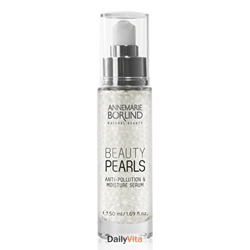 AnneMarie Borlind, Beauty Pearls, Anti-Pollution & Moisture Serum, 1.69 floz
