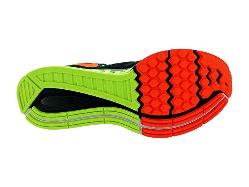Nike Air Zoom Structure 18 - Zapatillas para hombre Magnet Grey/Vlt/Blk/Hypr Crmsn