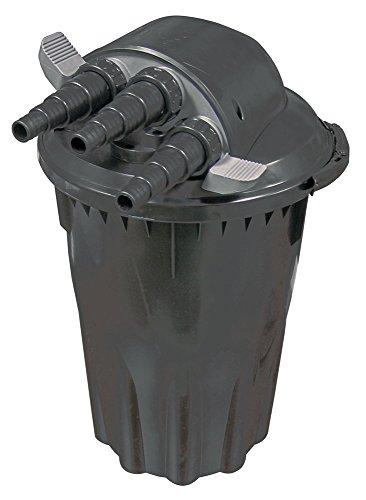 Complete Aquatics SureClear Pressure, Filter Size 7W UV , 1000 Gallons (Pressure Pond External Filter)