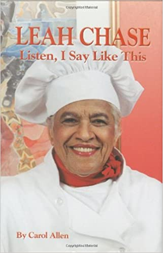 Leah Chase: Listen, I Say Like This: Carol Allen: 9781589800489