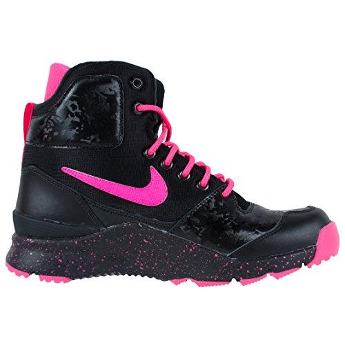 Nike Boys' Stasis ACG (Gs) Fitness Shoes Black/Pink UoEOsUxi