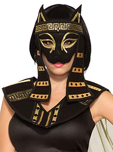 Egyptian Cat Masks (Forum Novelties Bastet Mask)