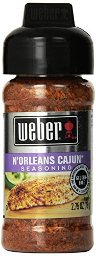 Weber Ssnng N Orleans Cajun