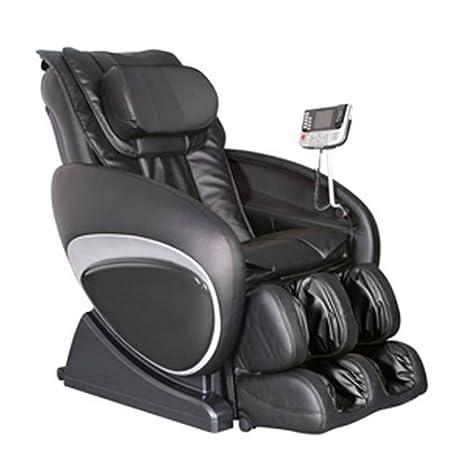 Amazon.com: cozzia 16027 Zero Gravity silla de masaje ...