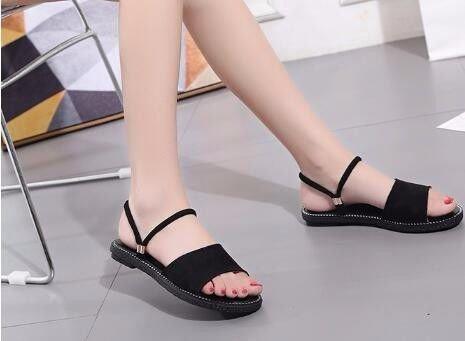 35 Europeo A Con D'Estate 37 Black All'Aperto BTBTAV Scivolo Codice Lady Code Fondo Piatto European Beige Pantofole RPUqRpC