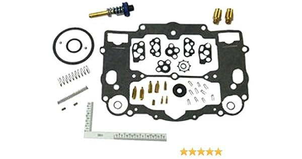 Sierra International 18-7748 Marine Carburetor Kit for Mercruiser Stern Drive