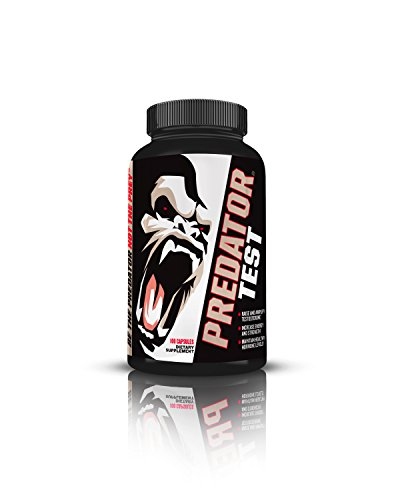 PREDATOR STACK – 4 Cutting-edge Products In One Muscle