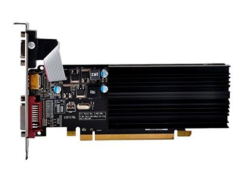 2 opinioni per XFX R5 230 Core passive Scheda Grafica da 2 GB, VGA, Nero