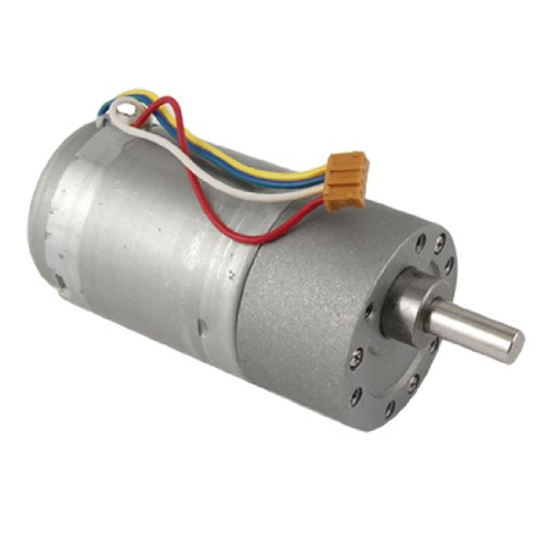 200rpm 12v high torque electric dc geared motor 37mm for Electric motor rebuild shop near me