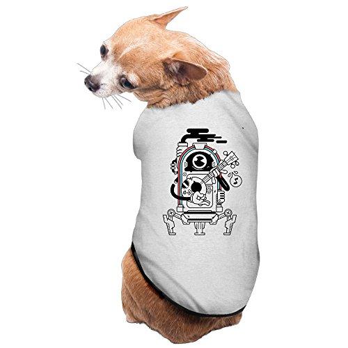 Dog C (Bot Umizoomi Costume)