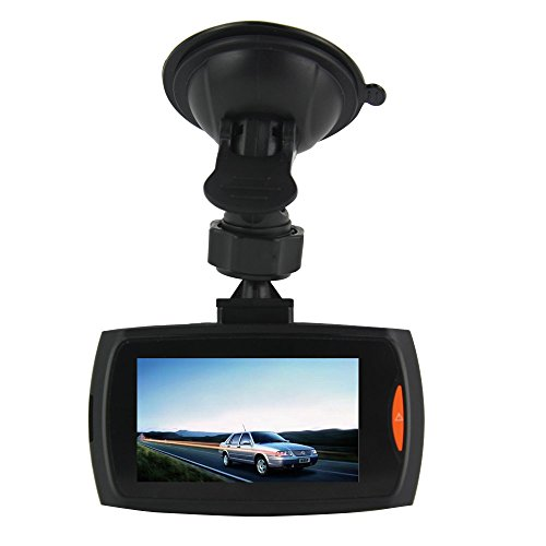 Car DVR, NOVPEAK Full HD 1080P 2.7 inch LCD 170 Degrees Wide Angle View Car Camera Vehicle Digital Video Recorder Dash Cam Dashboard Camcorders with G-sensor, Motion Detection, Cycle Recording