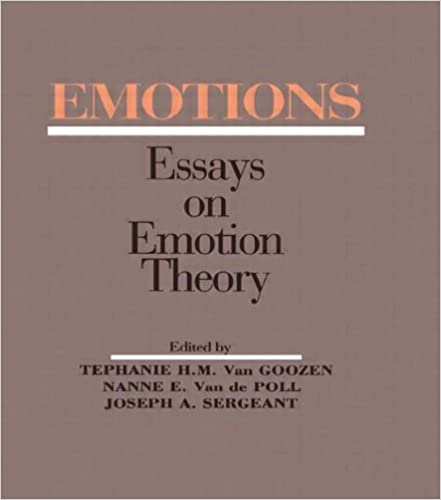 com emotions essays on emotion theory  emotions essays on emotion theory 1st edition