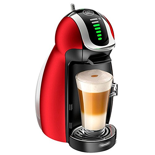 GCCI Capsule Coffee Machine Automatic Household / Italian Coffee Maker,Red