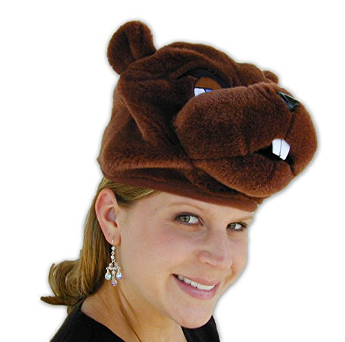 - Team Heads Oregon State Beavors Benny Beaver Mascot Hat
