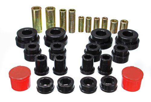 Energy Suspension 73121G Front Control Arm Bushing for Nissan 350Z ()