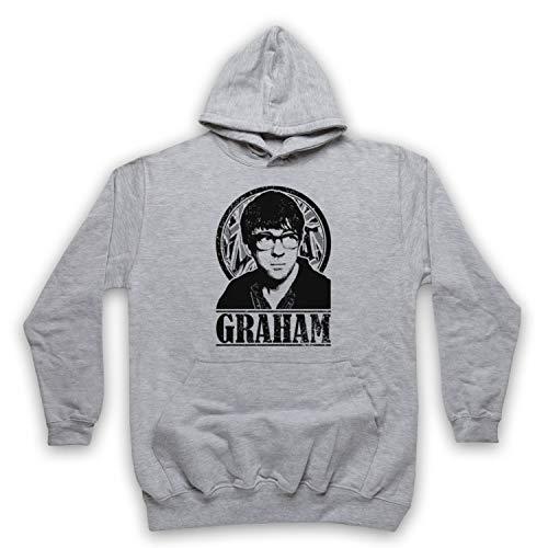 Gris Des Of Adultes Capuche Brixton Guns Sweat Coxon A The Blur Graham Tribute vg7qxOaw