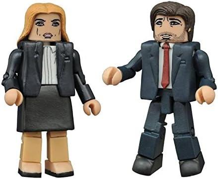 Classic X-FILES Minimates série 1 Agent Mulder