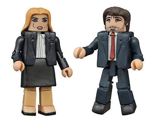 diamond-select-toys-the-x-files-modern-mulder-scully-minimates-action-figure-2-pack