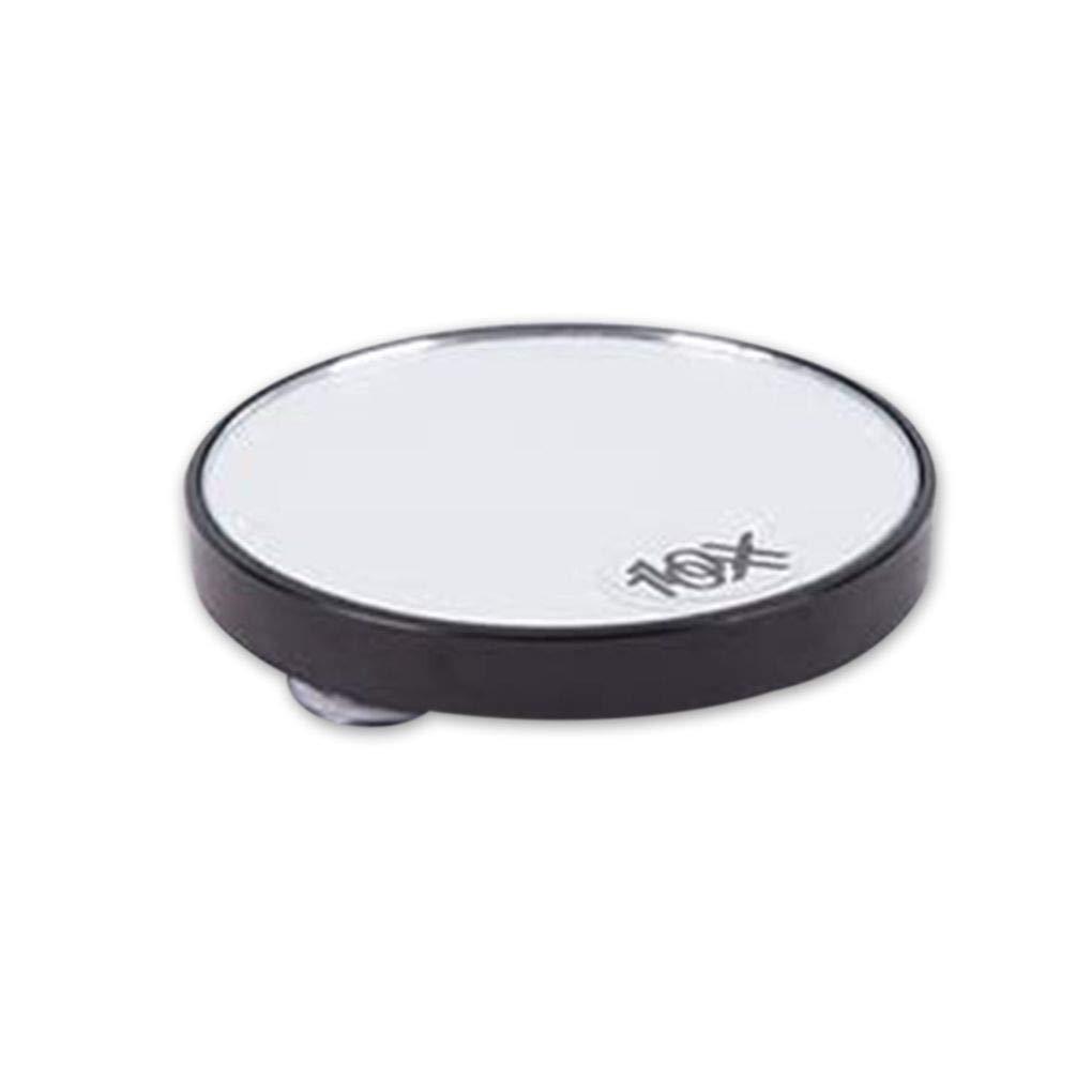 Aiming Ventouse Portable Petit arrondissent Miroir grossissant LED Miroirs de Maquillage
