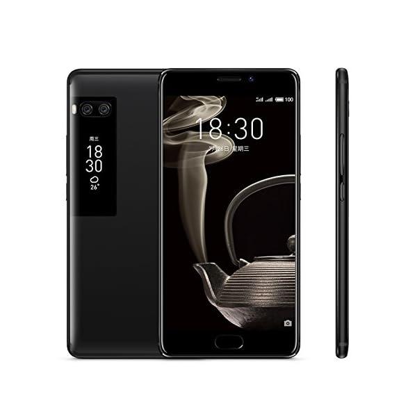 "Original Meizu Pro 7 Plus Smartphone 6GB 64GB 5.7"" 2K Super AMOLED Screen Deca Core Helio X30 Dual Rear Camera Two-sided Screen"