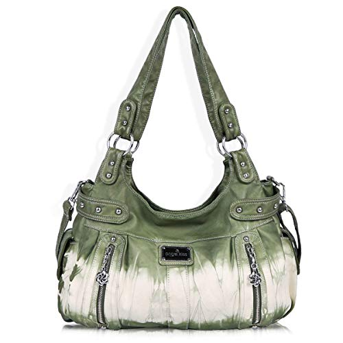 Handbag Hobo Women Handbag Roomy Multiple Pockets Street ladies