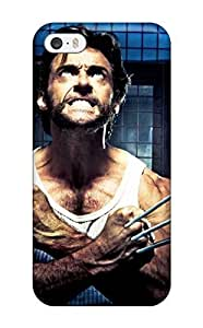 2421972K64151528 Case Cover Protector For Iphone 5/5s Wolverine Case