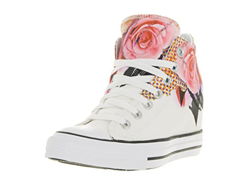 0a8ff045098 Converse Women s Chuck Taylor Lux Mid Casual Shoe - Import It All