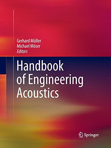 Handbook of Engineering Acoustics