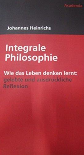 Integrale Philosophie