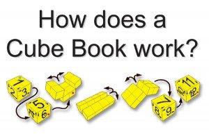 ZooBooKoo Kings & Queens Cubebook, Multicolor
