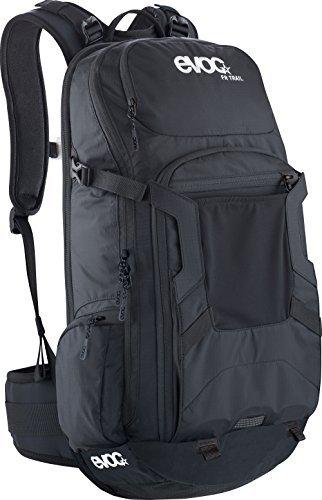 EVOC Sports 20 L FR Trail Daypack, Black, X-Large   B01LE35BO6