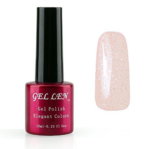 Gellen LED Gel Polish Color Polish 1pc 10ml Shiny Lovely Win