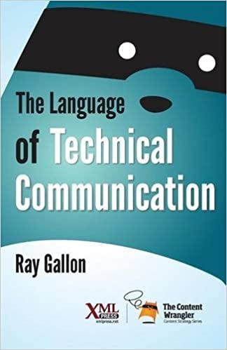 Cover image of book, The Language of Technical Communication by Ray Gallon