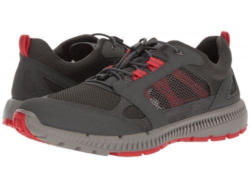 ECCO Sport(エコー スポーツ) メンズ 男性用 シューズ 靴 スニーカー 運動靴 Terracruise II - Dark Shadow/Dark Shadow [並行輸入品] B07C8G7CRL